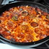 Домашня піца на сковороді: швидкі рецепти