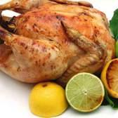 Рецепти з курки: фарширована курка, філе курки в духовці, курка гриль, смажена курка.