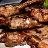 Рецепти відбивних: зі свинини, з яловичини, курячі, з грибами, відбивні в духовці, в клярі.