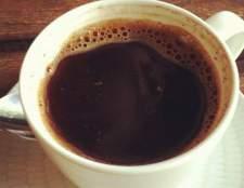 Кава з імбиром для схуднення: лікування та задоволення