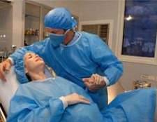 Розрив шийки матки при пологах