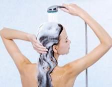 Способи вимити волосся без шампуню