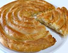 Сирний пиріг на кефірі: побалуй себе смачною випічкою
